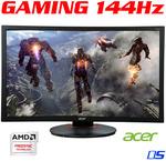 "Acer XF240H 24"", 1080p, Freesync, 144hz, 1ms, TN Panel, LED Gaming Monitor - $314.10 Delivered @ Digitalstaronline eBay"