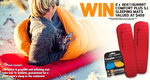 Win Two Sea To Summit Self-Inflating Sleeping Mats Worth $459 from Wild Earth