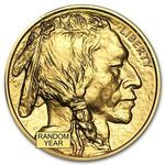 1 Ounce Gold Round for ~$1460 Posted [$170 under Spot Price, but May Incur Import Fees] from APMEX eBay