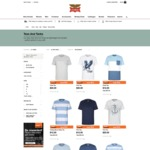 Rivers $20 Tees now $12 Rivers Rewards members