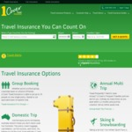 Up to $50 off Frequent Traveller Annual Policies with 1cover