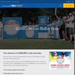 Win $475,000 Cash & $25,000 Worth of SONIQ Goods from PGA Australia/SONIQ