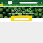 Woolworths - Buy $50 Ultimate Teens GC (JB Hi-Fi, Rebel, Boost), Get 1000 Rewards Points. Buy $200 Myer or Accor GC, Get 4000 Pt