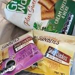 Free Sunbites Chips/Grainwaves at World Square, Sydney NSW