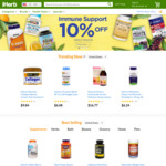 iHerb - 5% Off All Orders (Can be Stacked with 6% Off USD $60+ Code for ~10% Off)