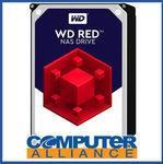 "Western Digital Red NAS 4 TB Internal 5400 RPM 3.5"" ($152 Delivered) @ Computer Alliance eBay"