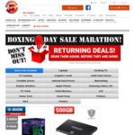 Boxing Day Returning Deals: WD 2TB Red HDD $95+ Shipping, DJI Mavic Pro 4K Drone $1199 Shipped + More @ Shopping Express