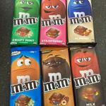 M&Ms 150g Chocolate Blocks $1.50 @ Coles