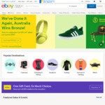 $15 off $100 Sitewide @ eBay (Ends 10pm AEDT)