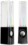 Kogan Water Fountain LED Speakers $19 (Was $49) Delivered @ Kogan