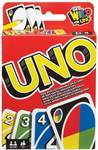 ½ Price UNO Playing Cards $5 @ Woolworths