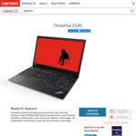 "ThinkPad E580 15.6"" FHD, i7-8550U, 8GB/256GB, RX550 $1095 Delivered from Lenovo"
