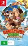[Nintendo Switch] Donkey Kong Country Tropical Freeze $63.96 @ The Gamesmen eBay