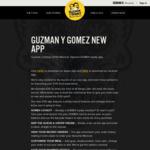 Free Credit (Worth $11.70) @ Guzman Y Gomez App (Android/iOS - New Users)
