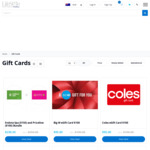 [Membership Req] eGift Cards - 5% off Coles, 8% off David Jones @ Lifestyle Solutions by Worldmark