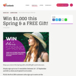 Win a $1,000 Gift Card for Eastlands Shopping Centre [TAS Residents]