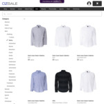 David Jones Mens Business Shirts $5 (Were from $59.95) + Free Shipping This Weekend @ OzSale