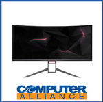 """Acer Predator X34P UW-QHD 120Hz G-Sync 34"""" Curved Monitor $1189.15 + $15 Delivery (Free with eBay Plus) @ Computer Alliance"""