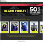 Mountain Warehouse (Outdoor Clothing & Gear) 50% or More off Everything Online Only
