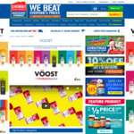 Voost Vitamins $1.99 (Was $8) at Chemist Warehouse