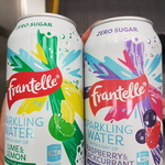 Free Frantelle Flavoured Sparking Water @ Roma Street Station (Qld)