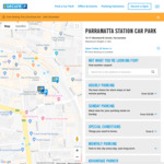 [NSW] Free All Day Parking @ Secure Parking Parramatta Station
