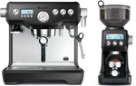 Breville Dynamic Duo BEP920BKS (Coffee Machine and Grinder Combo) $1049 (+Bonus Coffee Gift Pack via Redemption) @ Harvey Norman