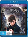Fantastic Beasts (3D Blu-Ray + Blu-Ray + UV) $7 | Star Wars - Force Awakens (Blu-Ray) $9 + Delivery (Free Prime/$49) @ Amazon AU