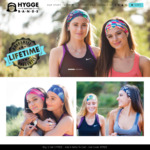 Buy 1 Get 3 FREE (AUD $41.16 / £22.89 Delivered) from Hygge Headbands