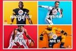 EA Sports 19 Bundle (4 Games: FIFA19, NFL19, NHL19, NBA Live19) $106.20, Madden NFL19-FIFA19 | FIFA19-NHL19 $62.95 @ PlayStation