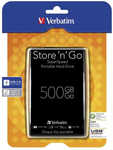 Brother LC57 Colour Ink Cartridge $40, Verbatim USB3 Store'n'Go 500GB Portable Hard Drive $40 (in-Store Only, Were $78) @ BIG W