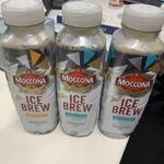 [NSW] 2x Free Moccona Ice Brew 390ml  outside Rolex Martin Place (Sydney)