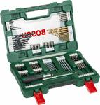 Bosch V-Line Titanium and Screwdriver Drill Bits with Ratchet Screwdriver (91 Piece) $39.96 + Del ($0 Prime/ $49+) @ Amazon AU