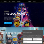 Win 1 of 3 LEGO Prize Packs Worth $188 or 1 of 17 Admit-4 Passes to The LEGO Movie 2 Worth $88 from Roadshow