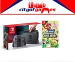 Nintendo Switch $367.20 | Mini SNES $94.40 | Mini NES $79.96 C&C (+ Delivery) @ The Good Guys eBay