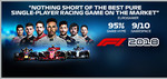 [PC] Steam - F1 2018 Game 75% off on Steam Store - $21.24 AUD