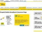 Prepaid Mobile Broadband - $39. Huawei E1762 + 6GB Data, 6 Months Expiry