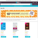 May Offer - 10% Discount on Selected Books (Free Shipping) @ Book Depository