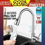 Watermark Kitchen Sink Mixer Tap WELS 6 STAR 4L/Min $68 (Was $85) @ Oz Homeware eBay