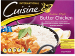 Butter Chicken 375g $1.99 (Was $2.69) @ ALDI