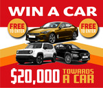 Win $20,000 Towards a New Car from MMH Group [Except ACT]