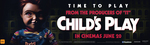 Win 1 of 10 Double Passes to Child's Play from Moviehole