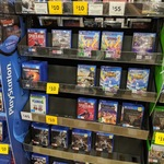 [QLD, PS4] Games $10 (Fallout 4, VR Worlds, Ghost Recon Wildlands + More) @ Target (Mt Ommaney)