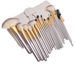 24 Piece Makeup Brush Set $13.49 (New Customer) / $14.99 (Existing Customers) with Free Shipping @ Gshopper Australia