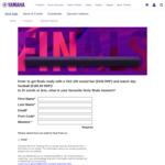 Win a Yamaha Soundbar & Sherrin Worth $539 from Yamaha Music Australia