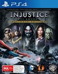 [PS4] Injustice: Gods Among Us $10 + Delivery ($0 with Prime/ $39 Spend) @ Amazon AU