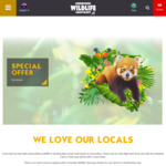 [QLD] Currumbin Wildlife Sanctuary Tickets $29 Buy before 6 Sept 2019 - Valid to 20 Sept 2019