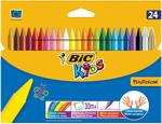 BIC Kids Crayon Pack 24 $5.56 (Was $8.00) + Delivery ($0 with Prime / $39 Spend) @ Amazon Australia