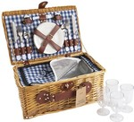 Lincraft - Willow Picnic Basket Set $35.40 (Excluding Shipping)