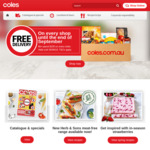 Collect 2000 ~ 4000 Bonus FlyBuys Points with a $100 Shop @ Coles